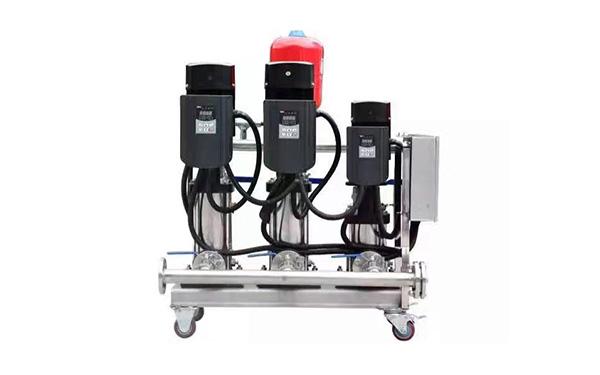 变频水泵有哪些供水方式?